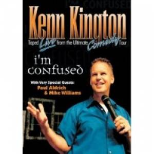 Kenn Kington : I'm Confused DVD