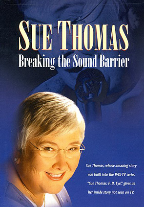 Sue Thomas : Breaking The Sound Barrier DVD