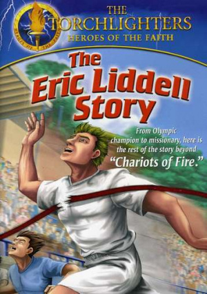 Torchlighters: The Eric Liddell Story DVD