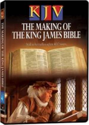 KJV: The Making of the King James Bible DVD