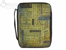 Bible Cover Names Of Jesus Lg