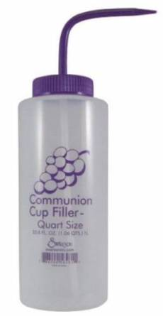 Communion Filler Cup 1000ml Bottle
