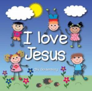 I Love Jesus (CD)