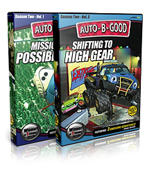 Mission Possible & Shifting to High Gear DVD 2 Pack