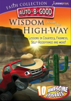 Auto-b-good: Wisdom from the High-Way Region 1 (US) DVD