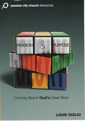 Passion And Purpose DVD