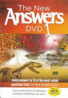 New Answers DVD (Book 1)