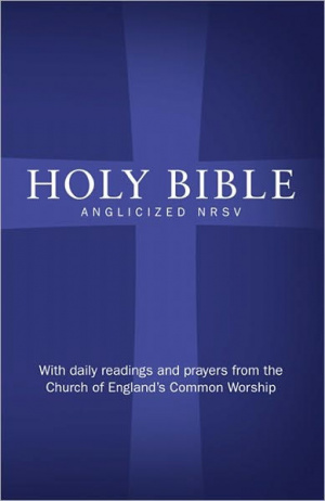 NRSV Holy Bible: Hardback, Anglicised