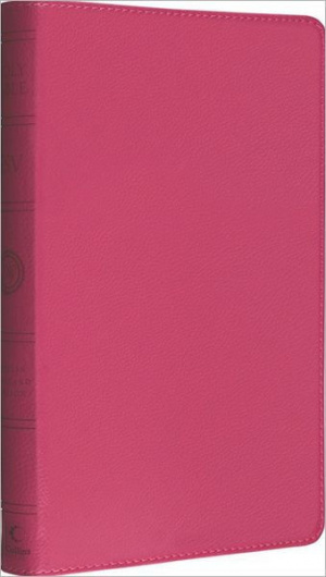 ESV Anglicised Thinline in soft fuchsia