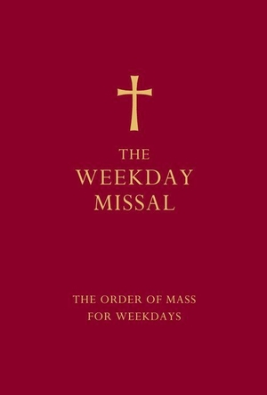 Weekday Missal: Red Edition, Imitation Leather