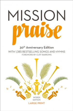 Mission Praise - Words Edition Large Print Paperback