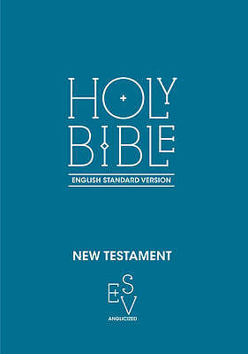 ESV New Testament Anglicised
