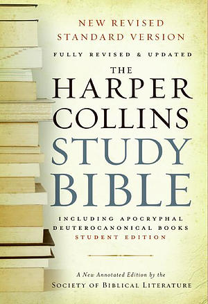 NRSV Harper Collins Study Bible: Paperback With the Apocryphal/Deuterocanonical Books