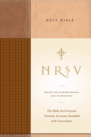 Nrsv Standard Bible with apocrypha