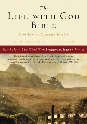 The NRSV Life With God Bible