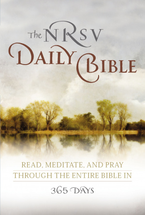 NRSV Daily Contemplative Bible