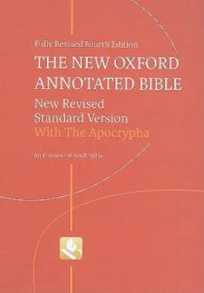 NRSV New Oxford Annotated Plus Apocrypha Hardback