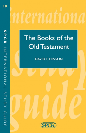 Old Testament Introduction: Books of the Old Testament