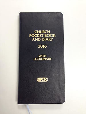 Black Church Pocket Book and Diary 2016