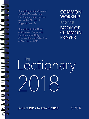 The Common Worship Lectionary 2018 - Spiral Bound
