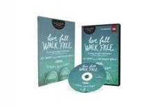 Live Full Walk Free - Study Guide with DVD