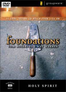 Foundations The Holy Spirit DVD