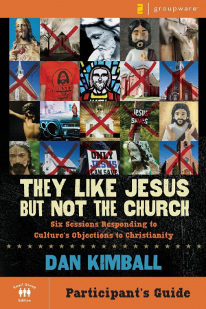 They Like Jesus Participants Guide