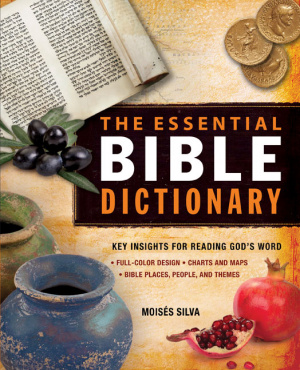 Essential Bible Dictionary The Pb