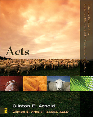 Acts : Bible Backgrounds Commentary