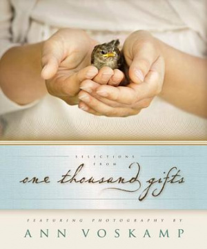 Selections From One Thousand Gifts Hb