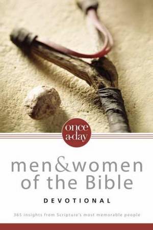 Once A Day Men And Women Of The Bible De