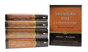 Expositor's Bible Commentary: 5-volume New Testament Set
