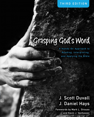 Grasping Gods Word Hb