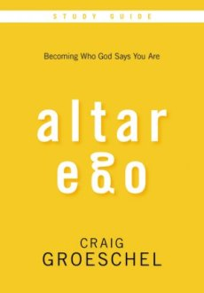 Altar Ego Study Guide with DVD