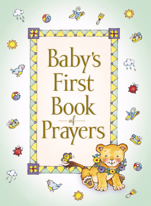 Babys First Book of Prayers