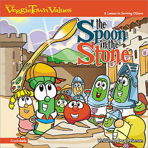 The Spoon in the Stone: Book 1
