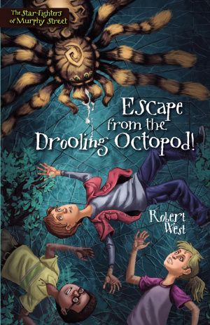 Escape From The Drooling Octopod Pb