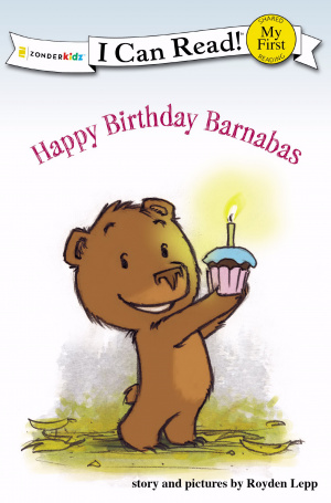 Happy Birthday Barnabas Bear