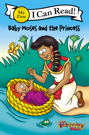 Baby Moses And The Princess
