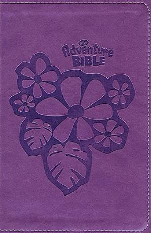NIrV Adventure Bible For Early Readers: Purple, Imitation Leather