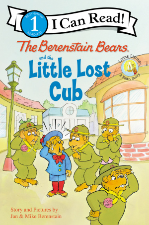 Berenstain Bears And The Little Lost Cub