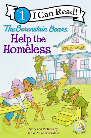 Berenstain Bears Help The Homeless Pb