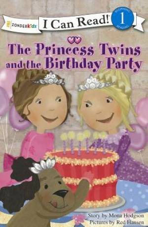 Princess Twins And The Birthday Party Pb