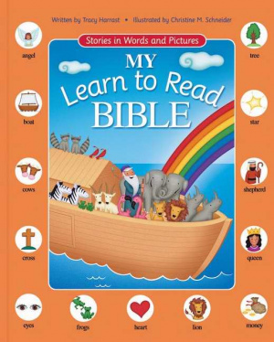 My Learn to Read Bible
