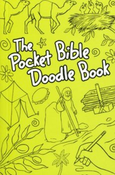 The Pocket Bible Doodle Book
