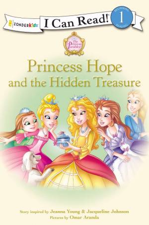 Princess Hope And The Hidden Treasure Pb