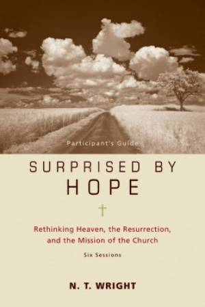 Surprised By Hope Participants Guide With DVD