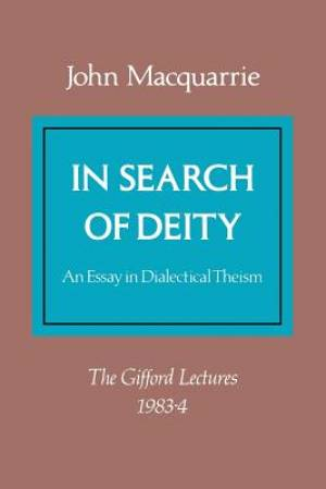 In Search of Deity
