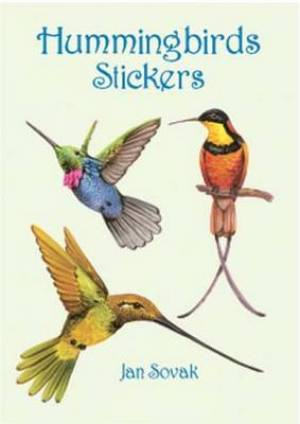 Hummingbirds Stickers