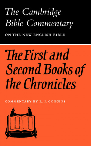 First And Second Books Of The Chronicles